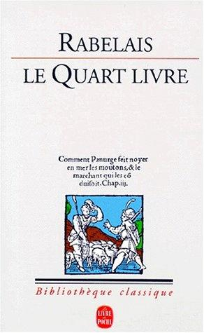 Download Le quart livre