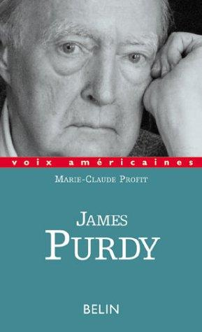 James Purdy by Marie-Claude Profit