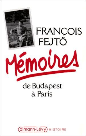 Download Mémoires de Budapest à Paris