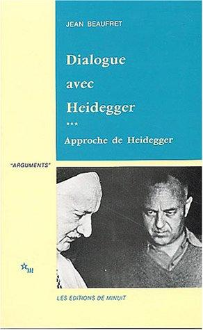 Download Dialogue avec Heidegger.