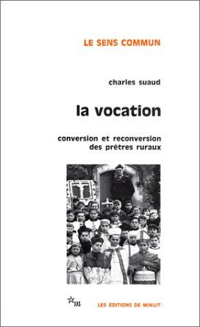 La Vocation by Charles Suaud