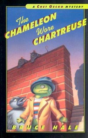 Download The chameleon wore chartreuse