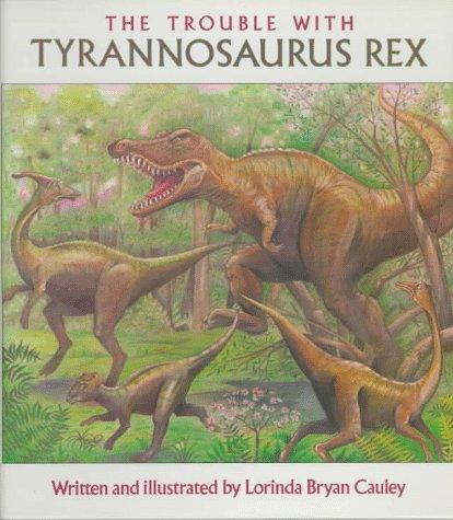 Download The trouble with Tyrannosaurus Rex