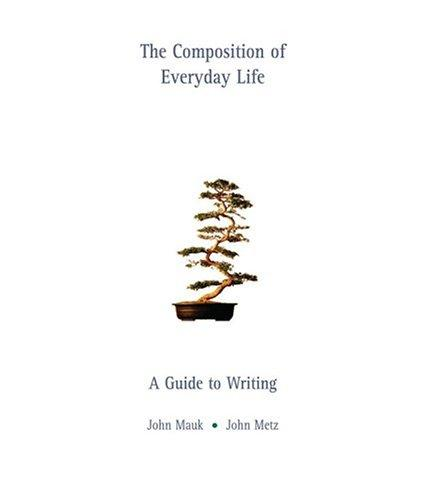 Download The composition of everyday life
