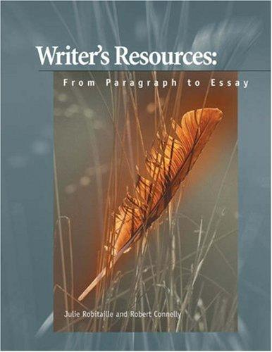 Download Writer's resources