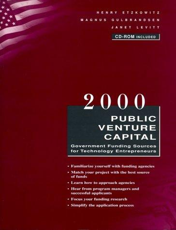 Download Public venture capital