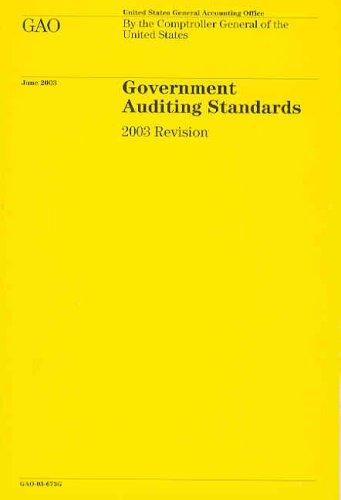 Download Government auditing standards