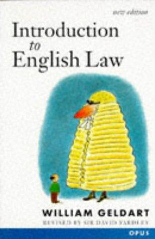Download Introduction to English law