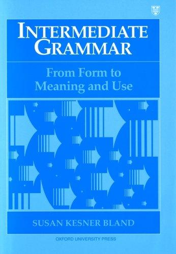 Download Intermediate grammar