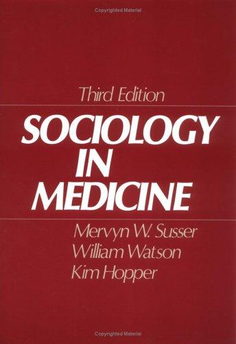 Download Sociology in medicine