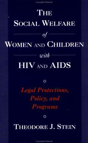 Download The social welfare of women and children with HIV and AIDS