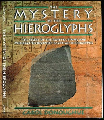 Download The mystery of the hieroglyphs