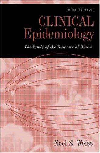 Download Clinical epidemiology