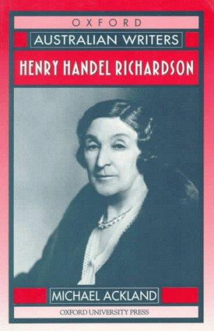 Download Henry Handel Richardson
