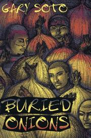Buried Onions [Hardcover] by Soto, Gary
