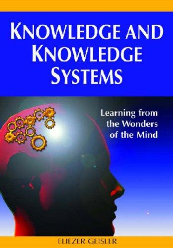 Download Knowledge and Knowledge Systems