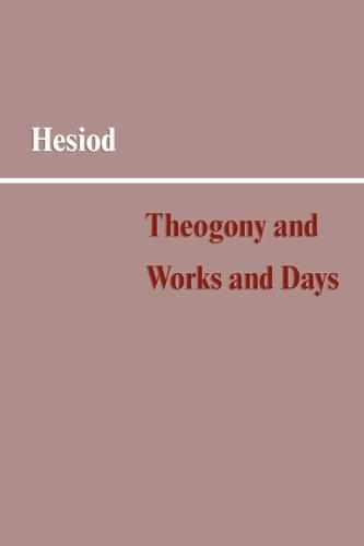 Download Theogony and Works and Days