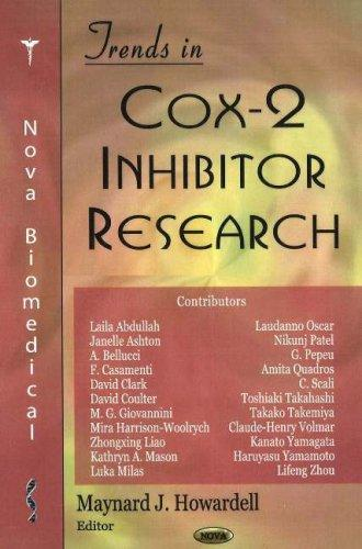 Trends in Cox-2 Inhibitor Research (Open Library)