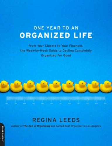 Download One Year to an Organized Life
