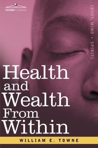 Download Health and Wealth From Within
