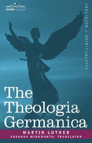 Download The Theologia Germanica