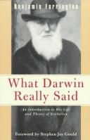 Download What Darwin really said