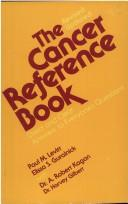 Cancer reference book