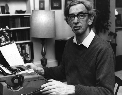 Photo of Eric Hobsbawm
