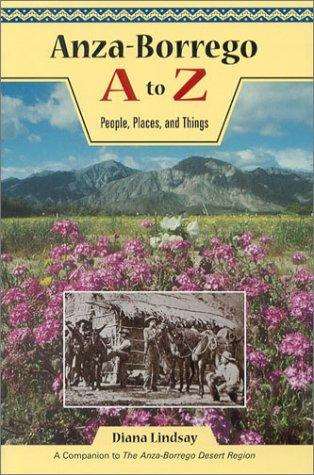 Download Anza-Borrego A to Z
