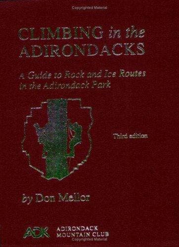 Download Climbing in the Adirondacks