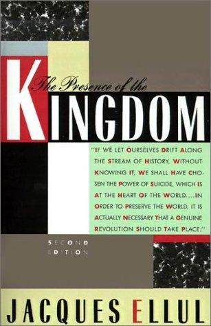 Download The presence of the Kingdom