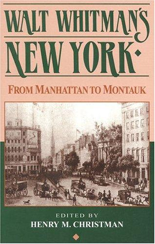 Download Walt Whitman's New York