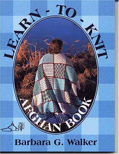 Download Learn-To-Knit-Afghan Book