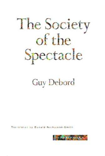 Download The society of the spectacle