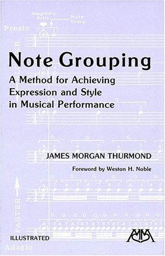 Note grouping