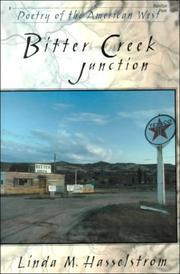 Bitter Creek Junction (Poetry of the American West) [Paperback]