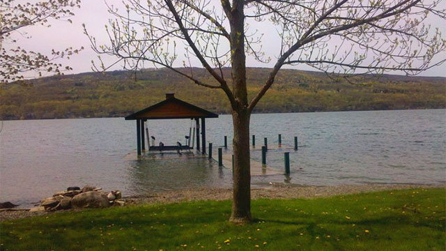 Risk for boaters elevated at Canandaigua Lake