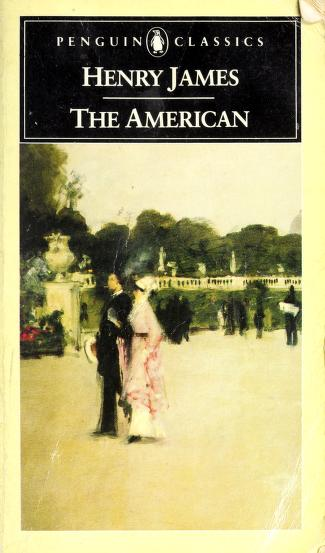 Cover of: The American | Henry James Jr.
