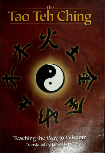 Cover of: The Tao Teh Ching | James Legge