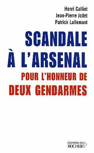 Scandale à l'arsenal by Henri Calliet