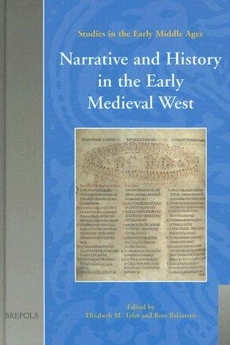 Narrative and history in the early medieval West by
