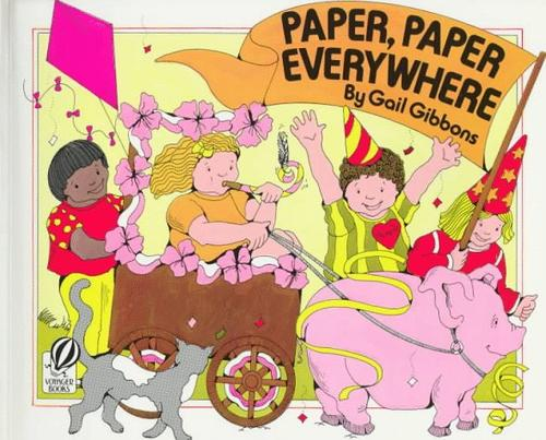 Paper, Paper Everywhere