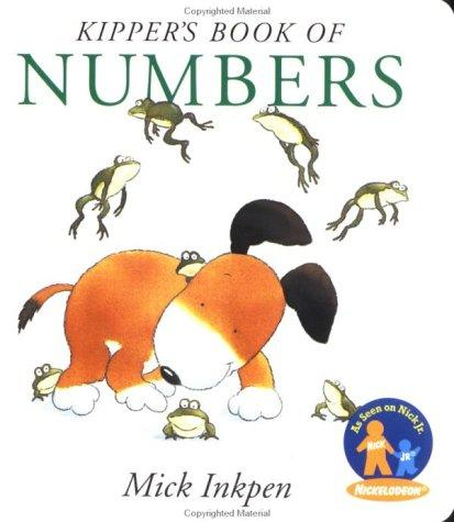 Kipper's book of numbers by Mick Inkpen