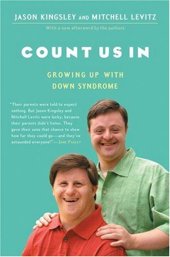 Count Us In by Jason Kingsley, Mitchell Levitz