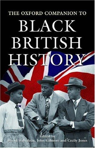 The Oxford Companion to Black British History by