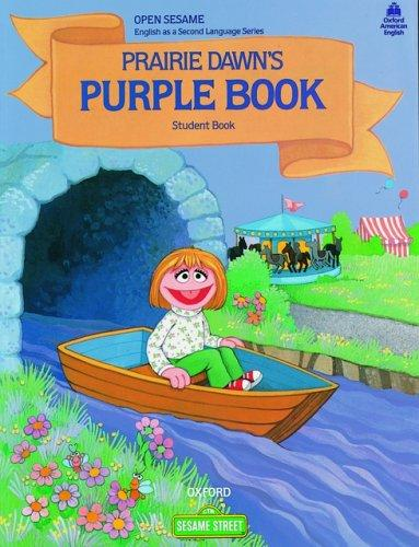 Open Sesame: Prairie Dawn's Purple Book