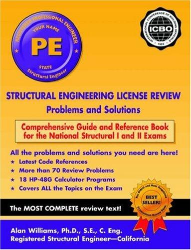 Structural Engineering License Review