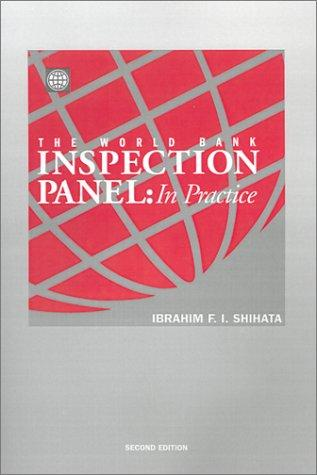 The World Bank Inspection Panel