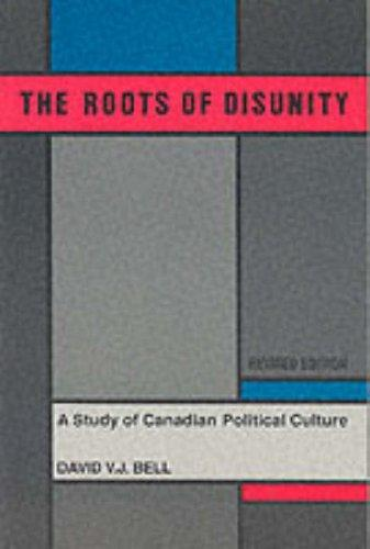 The Roots of Disunity