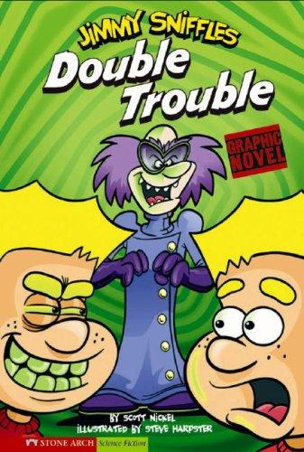 Double Trouble (Graphic Sparks (Graphic Novels))